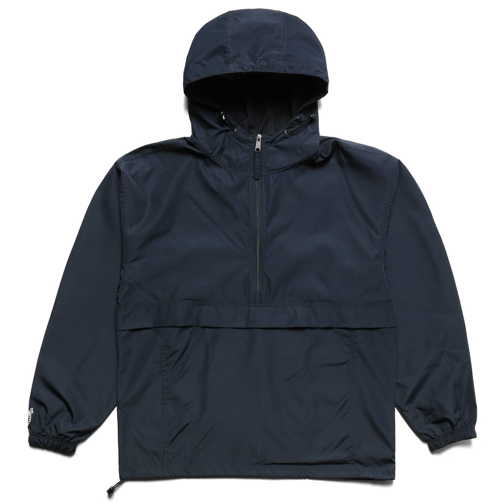 CARROTS UNIVERSITY ANORAK JACKET - NAVY