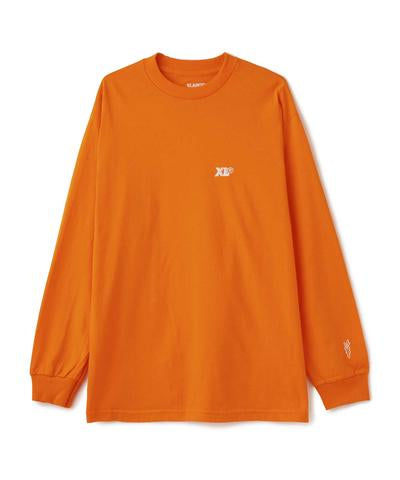 XCARROTS 3 WORDMARK LONGSLEEVE - ORANGE