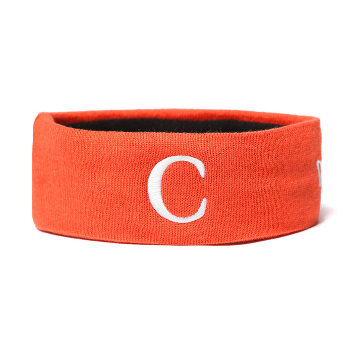 C LOGO HEADBAND - ORANGE