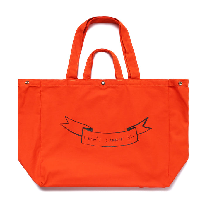 CARROTS X DEER DANA BUNDLE TOTE BAG - ORANGE