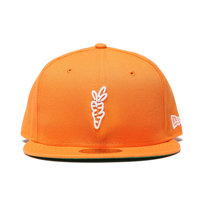 "CARROTS ""SIGNATURE Carrot"" NEW ERA 59/50 FITTED - ORANGE"