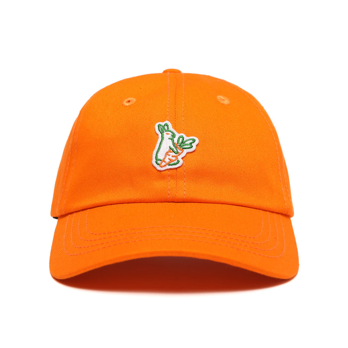 FXXKING CARROTS RABBIT HAT - ORANGE