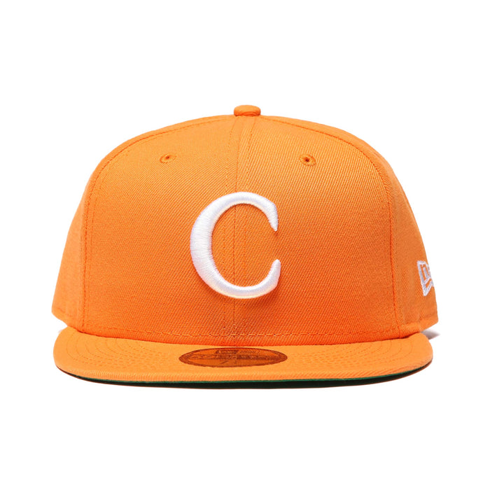 "CARROTS ""C"" NEW ERA 59/50 FITTED - ORANGE"