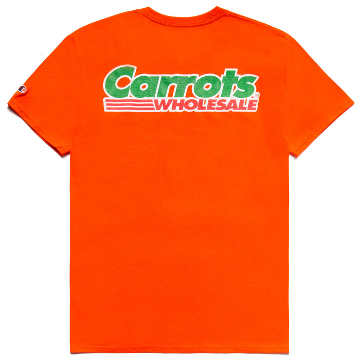 WHOLESALE TEE - ORANGE