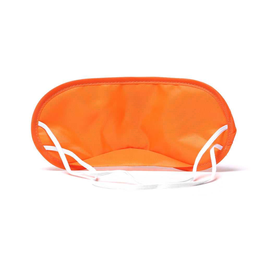 WORDMARK SLEEPING MASK - ORANGE