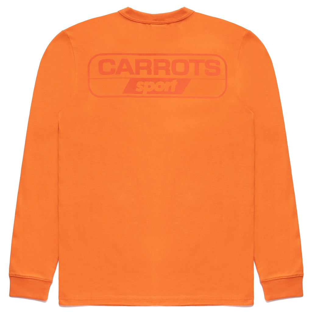 CARROTS SPORT LONGSLEEVE - ORANGE