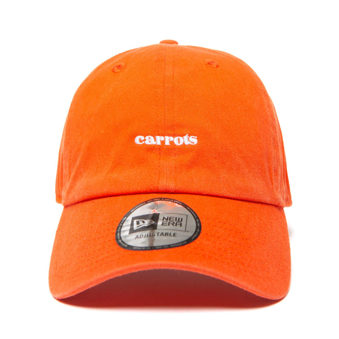 SERVADIO WORDMARK HAT - ORANGE