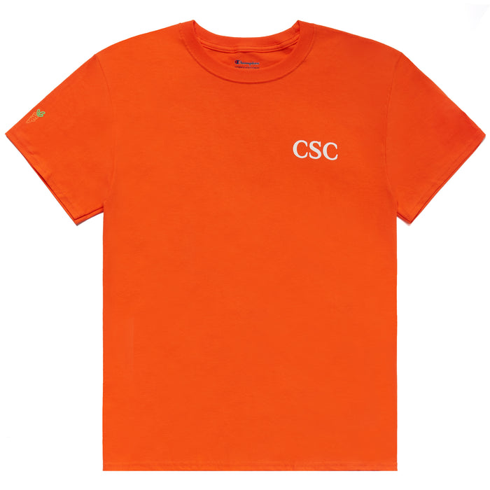 CSC CARROT TEE - ORANGE