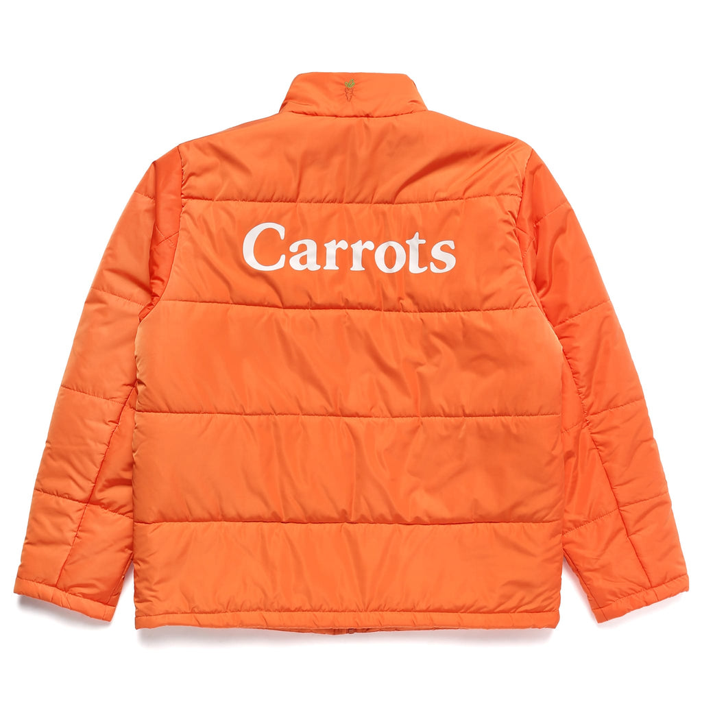 SPORT DOWN JACKET - ORANGE