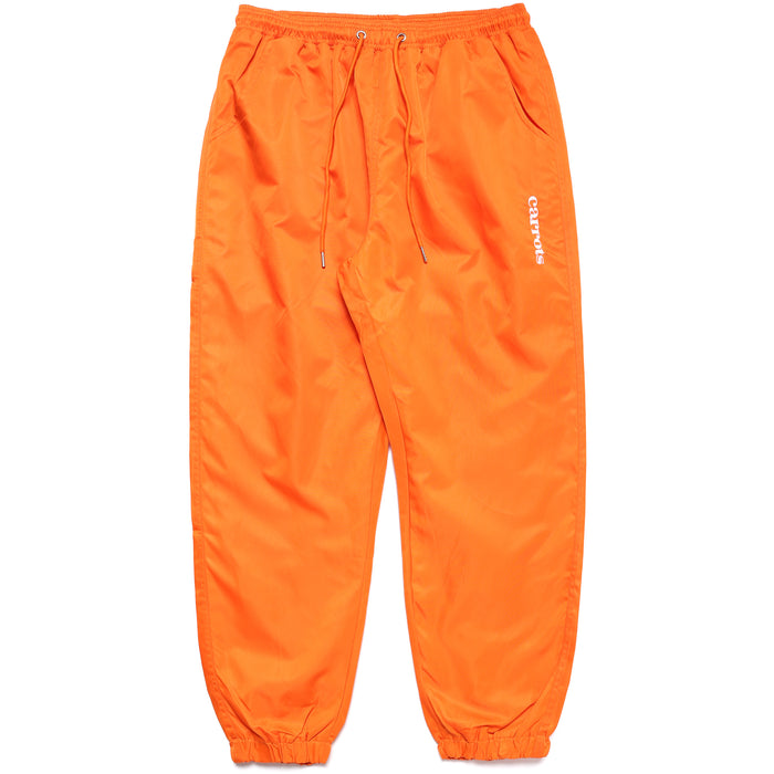 SERVADIO WORDMARK TRACK PANTS - ORANGE