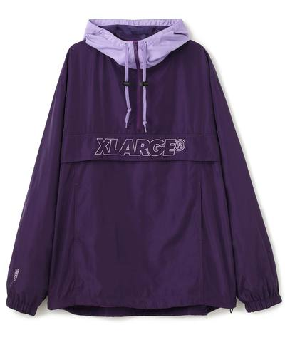 XCARROTS 3 ANORAK JACKET - PURPLE