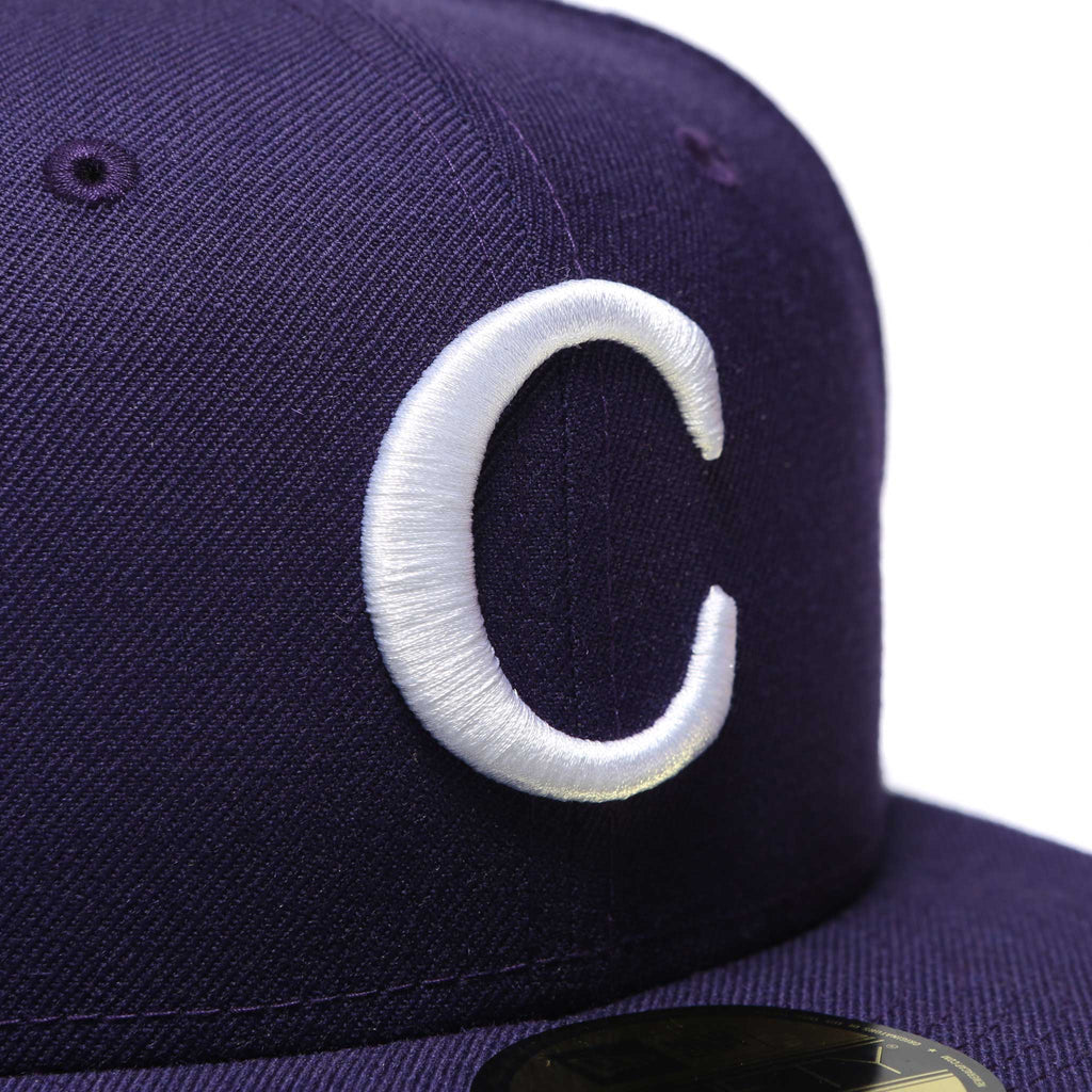 "CARROTS ""C"" NEW ERA 59/50 FITTED - PURPLE"