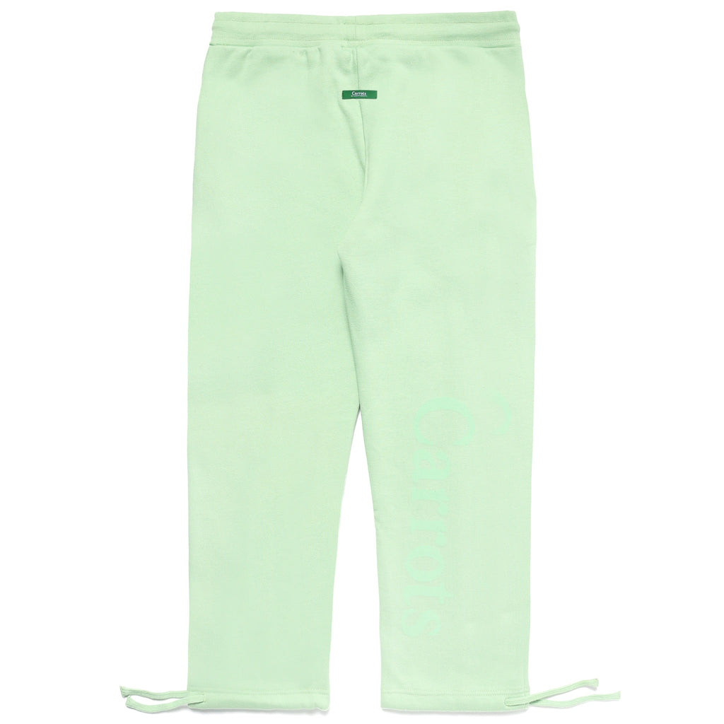 SIGNATURE CARROT SWEATPANT - SAGE GREEN