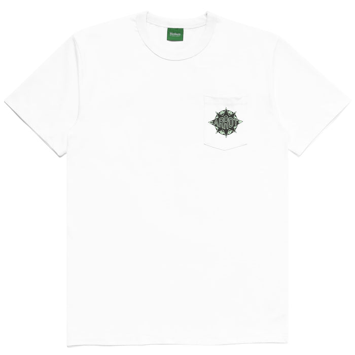 GS CARROTS TEE - WHITE
