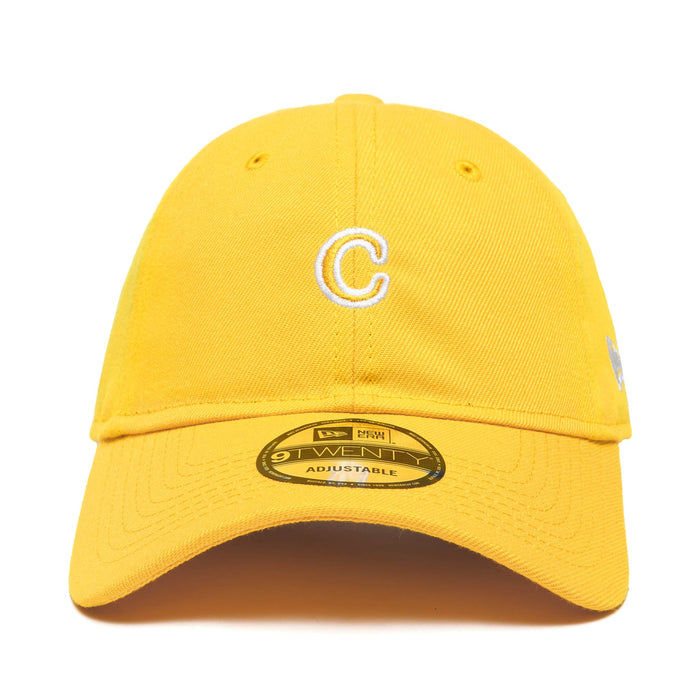 "CARROTS ""C"" NEW ERA 9/20 BALL CAP - YELLOW"