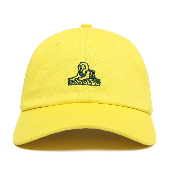 LOGO HAT - YELLOW
