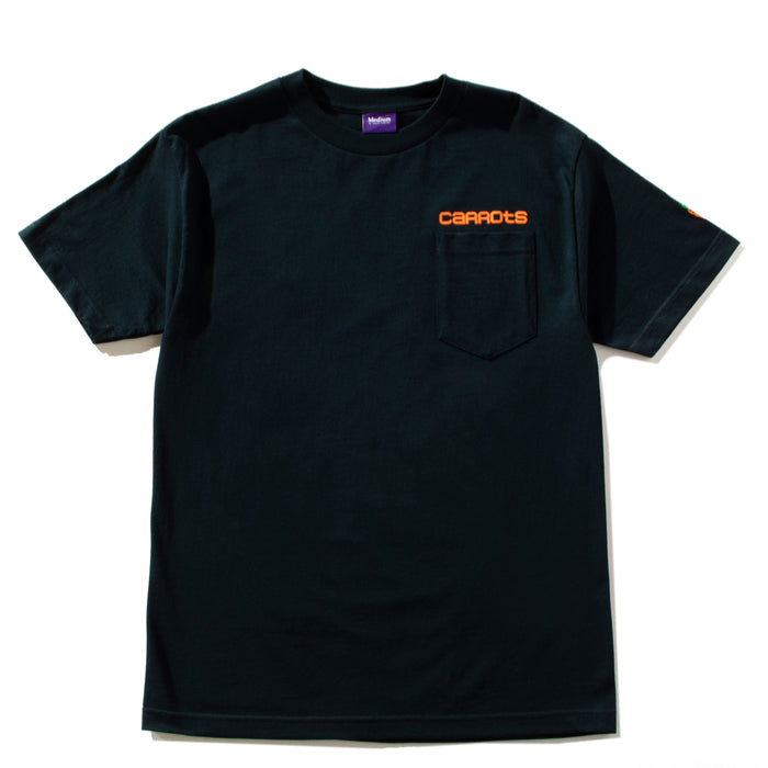 "CARROTS ""CONJOINED"" TEE - NAVY"