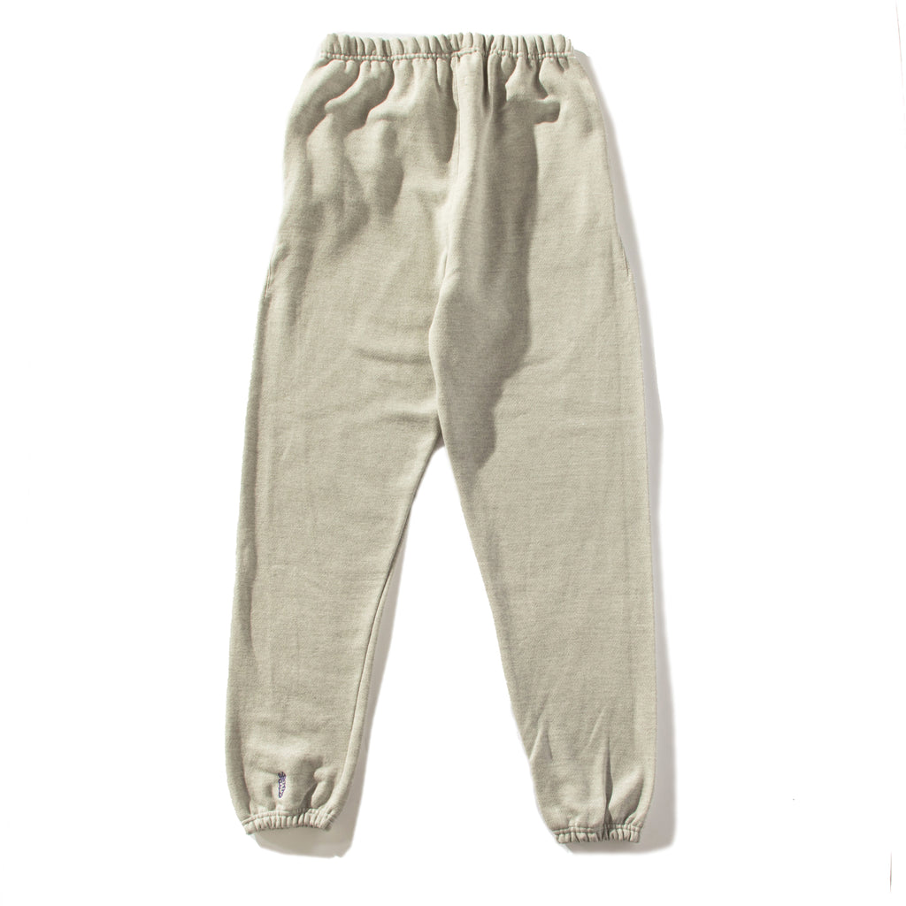 "COLLEGIATE CARROTS ""C"" CHAMPION REVERSE WEAVE SWEATPANTS - HEATHER GREY"
