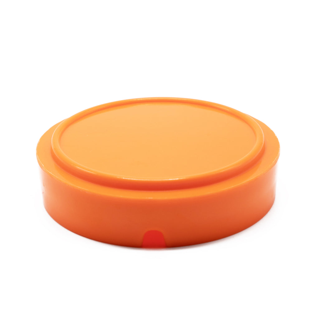 CARROTS WORDMARK ASHTRAY - CARROT