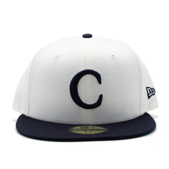 "CARROTS ""C"" NEW ERA 59/50 FITTED - OFF WHITE"
