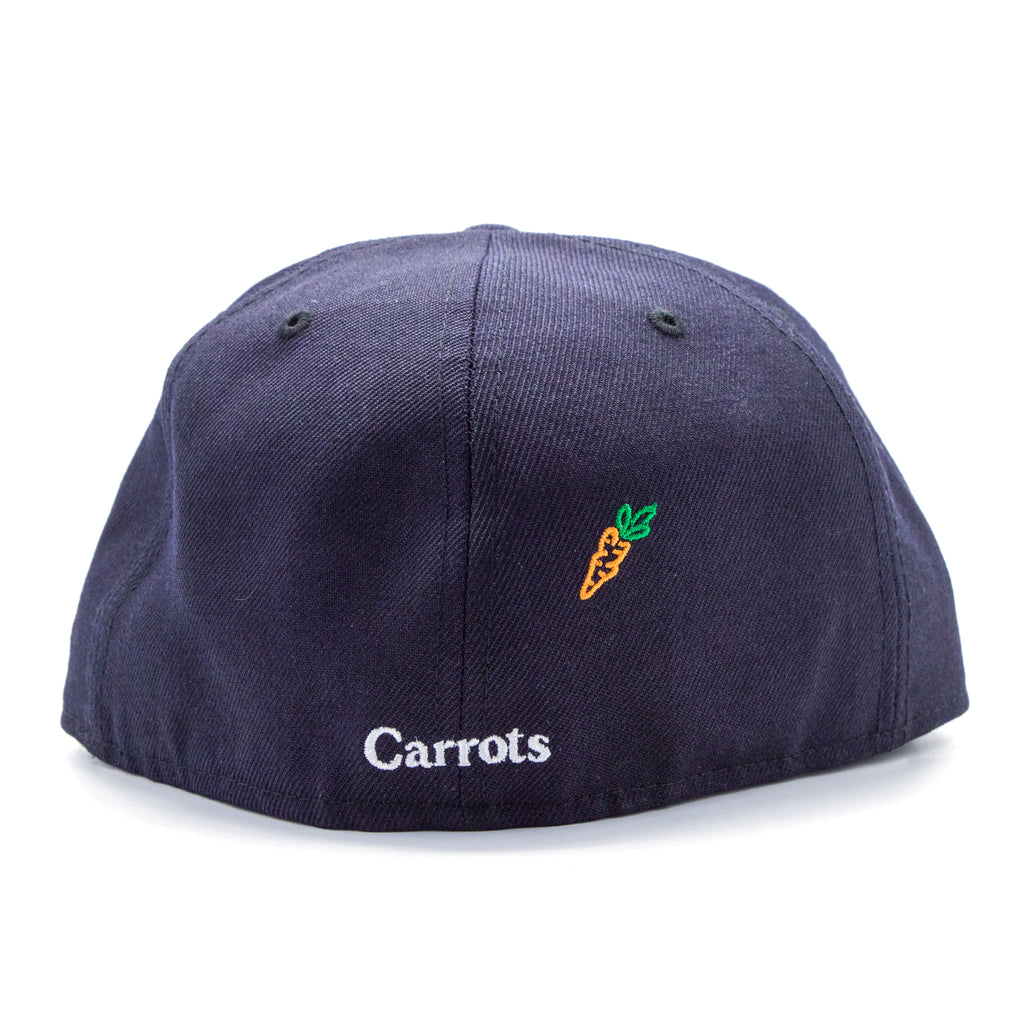 "CARROTS ""C"" NEW ERA 59/50 FITTED - NAVY"