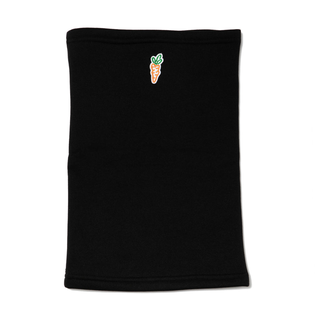 WORDMARK NECK GAITER - BLACK