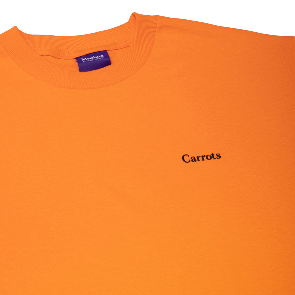 ONE HIT WORDMARK TEE - ORANGE