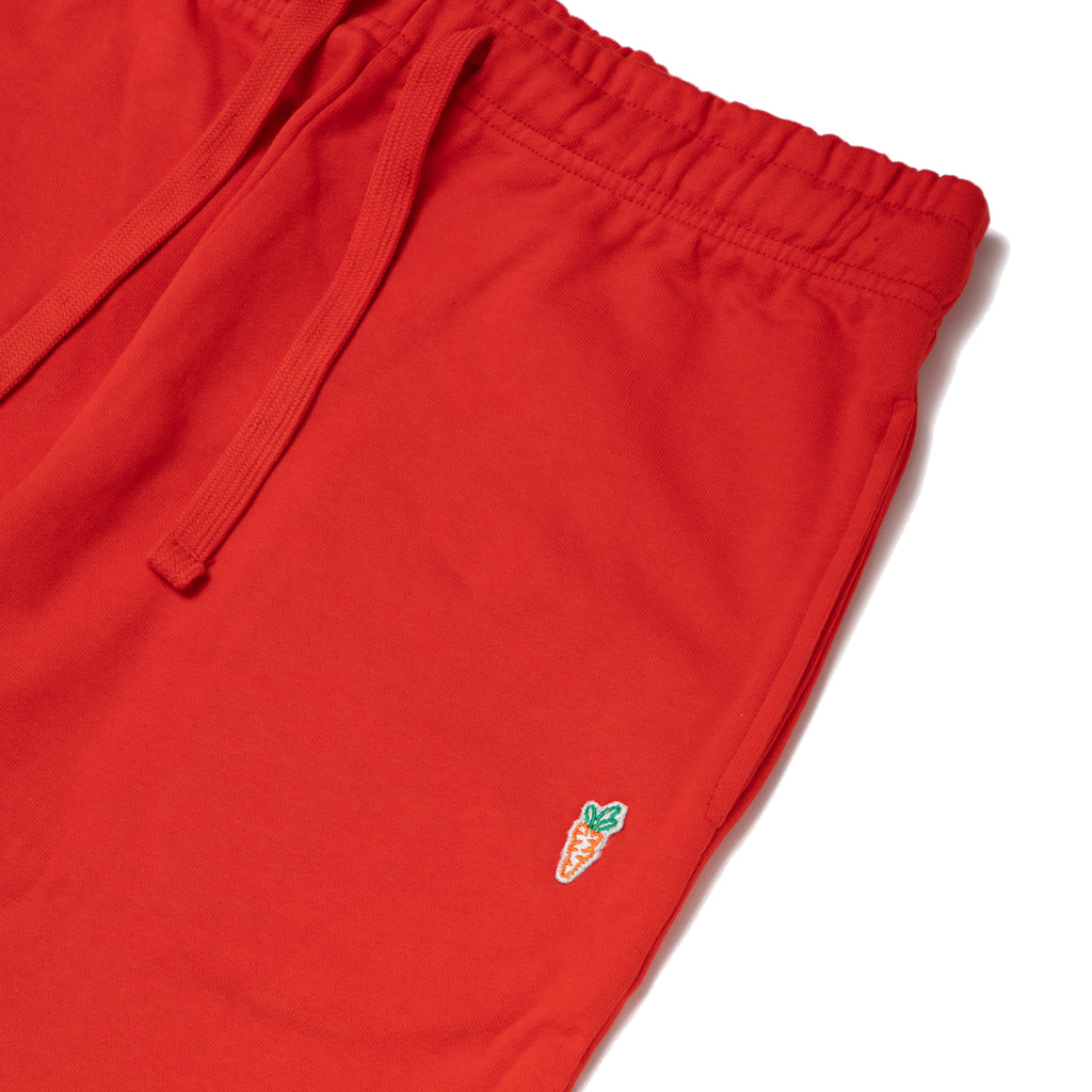 ONE HIT PATCH SWEATPANTS - RED