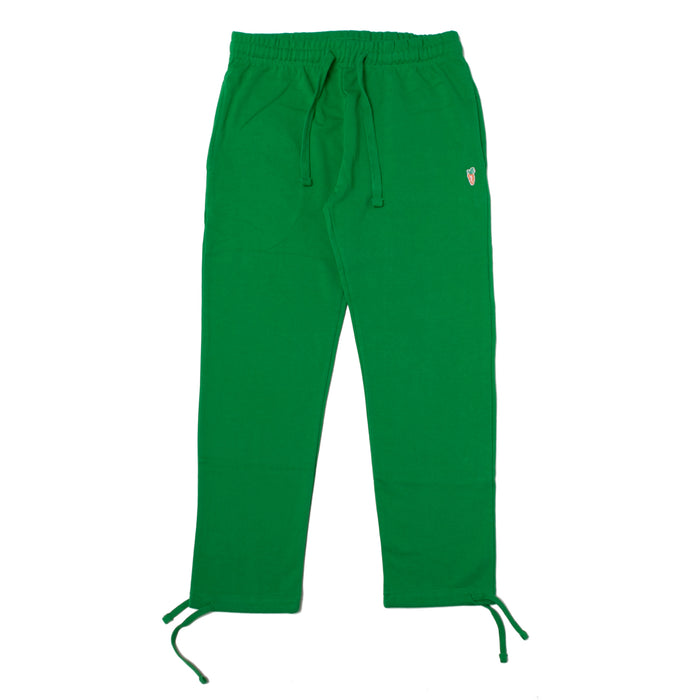 ONE HIT PATCH SWEATPANTS - GREEN