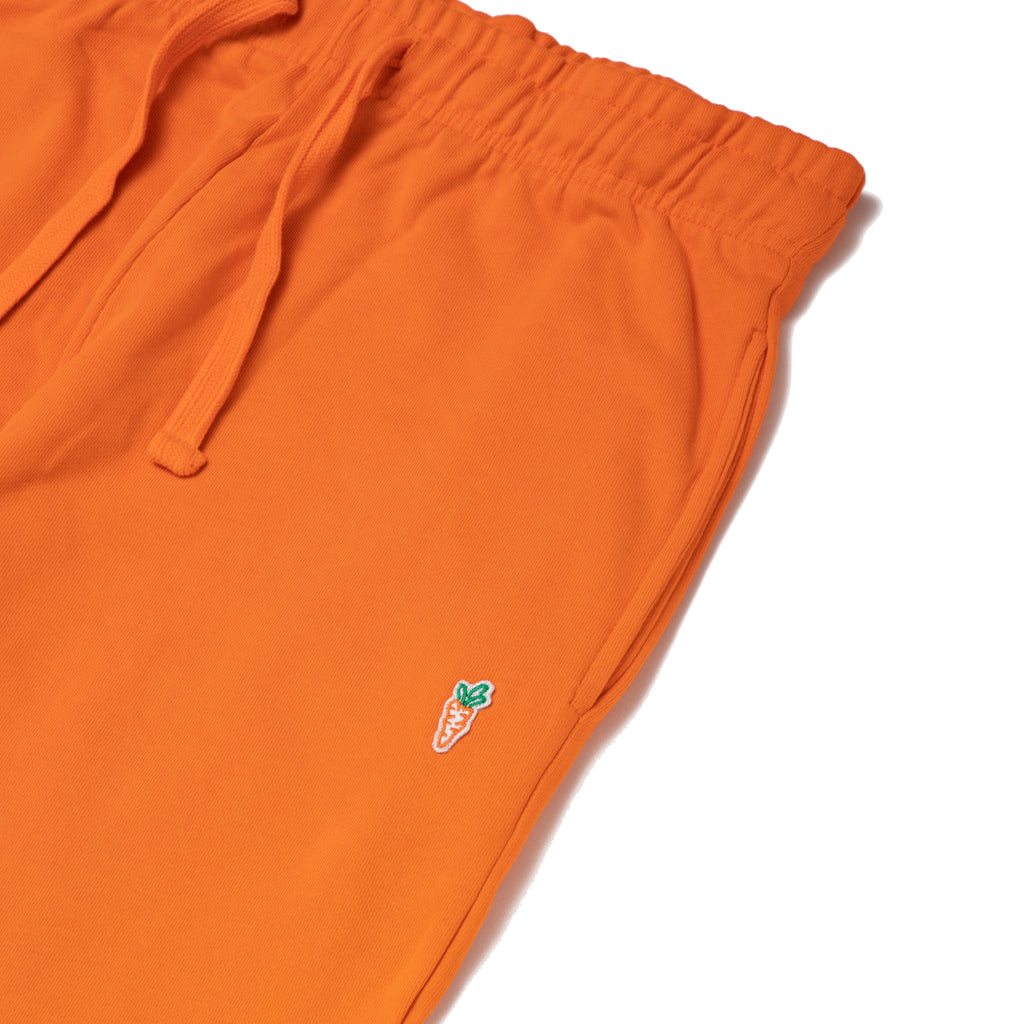 ONE HIT PATCH SWEATPANTS - ORANGE