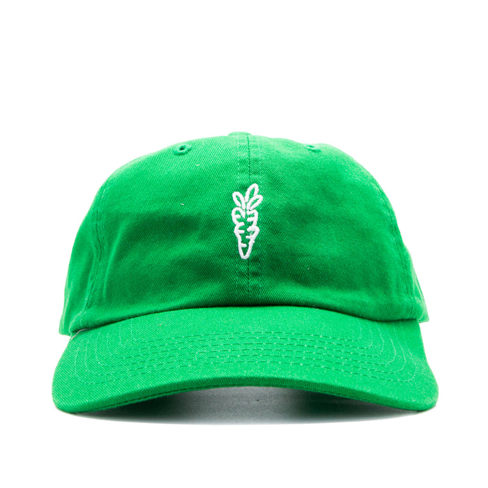 SIGNATURE BALL CAP - KELLY GREEN