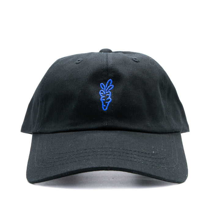SIGNATURE BALL CAP - BLACK/ROYAL