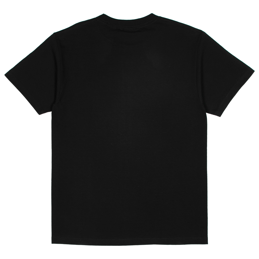 COLLEGIATE T-SHIRT - BLACK