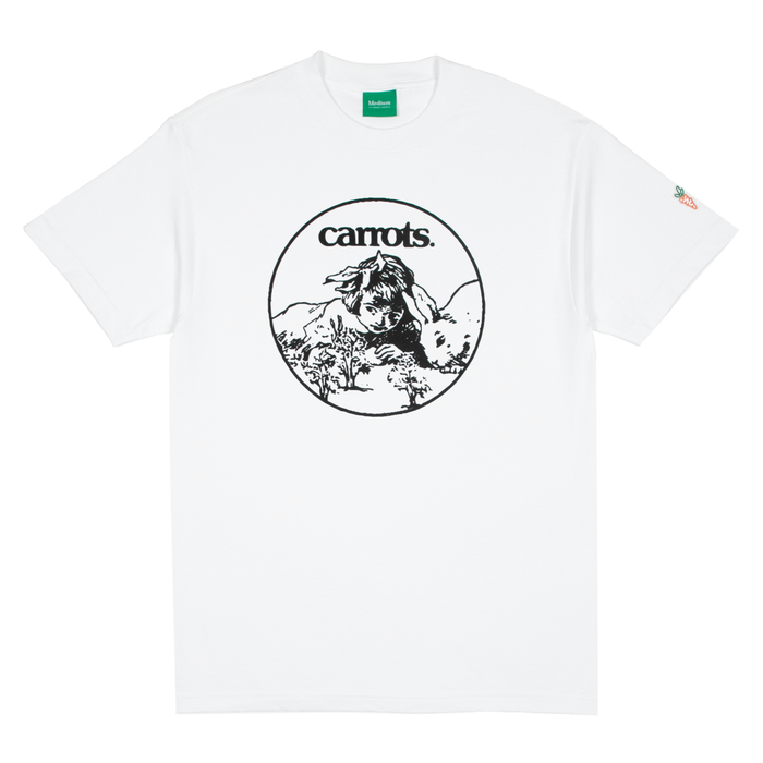 FRIENDS T-SHIRT - WHITE