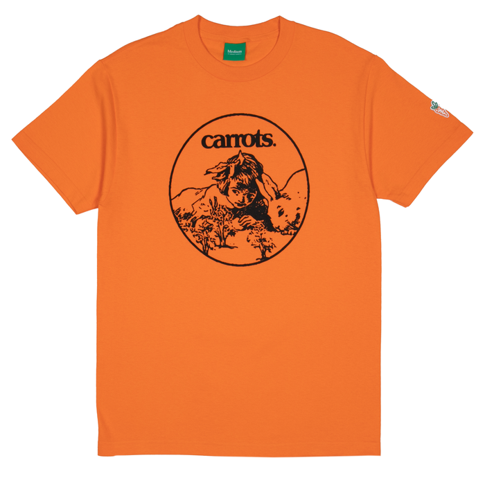 FRIENDS T-SHIRT - ORANGE