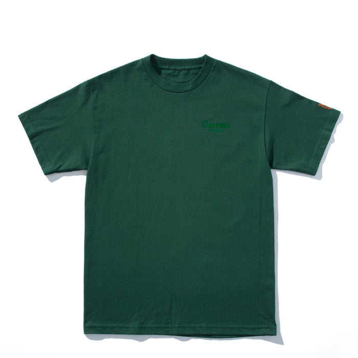 Carrots for Orphic Tee - Forest Green