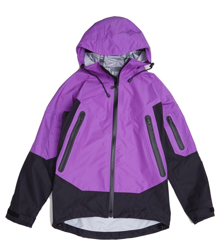 Carrots RES MTN Parka - Purple and Black