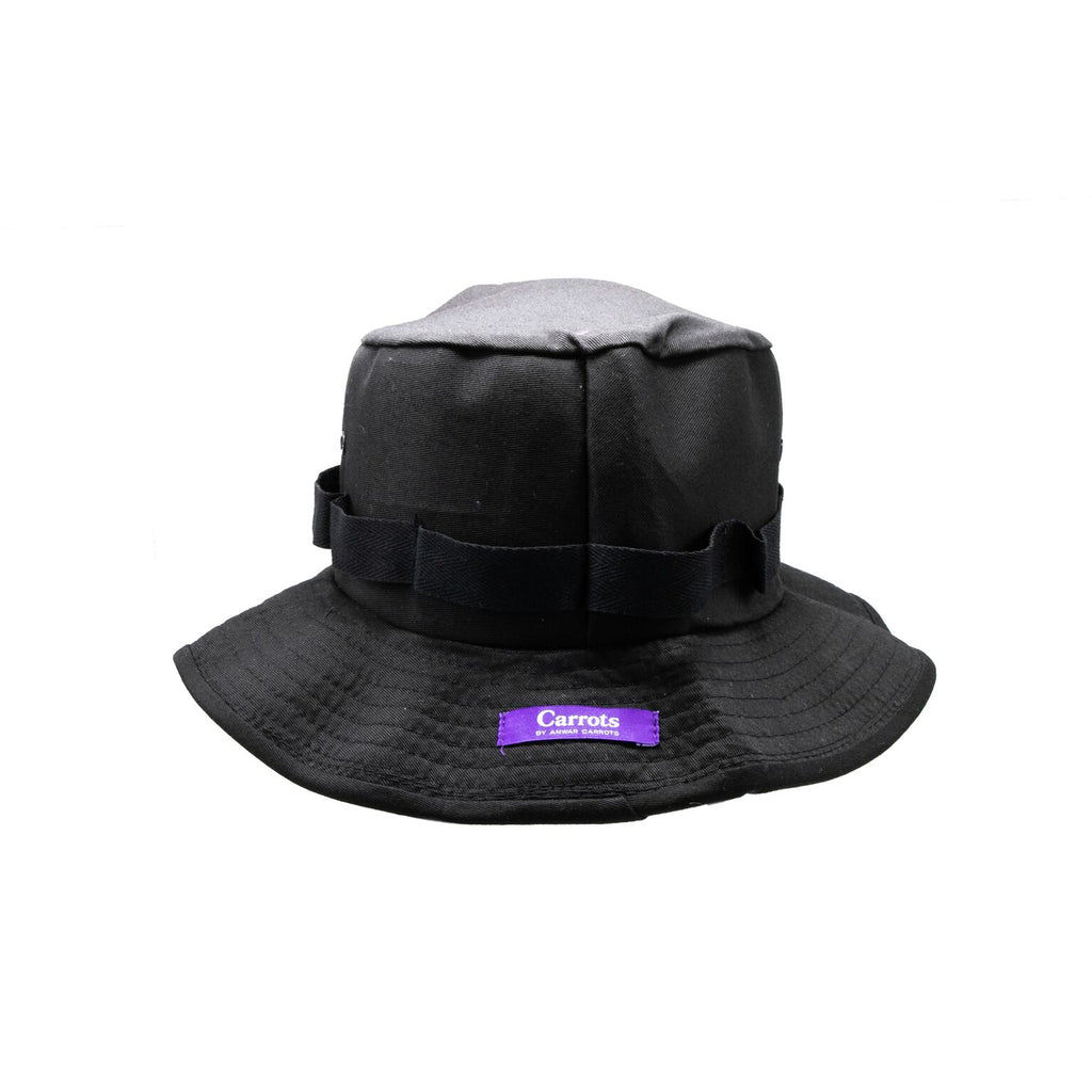 SIGNATURE BUCKET - BLACK