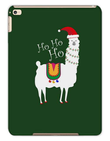 Christmas Lama Cases Tablet Cases