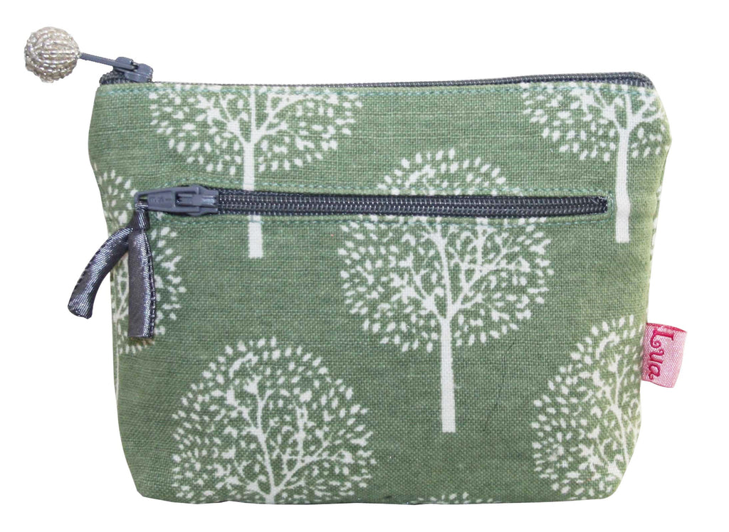 2 Zip Coin Purse - Mulberry Trees