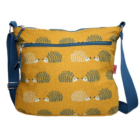 Messenger bag - hedgehog