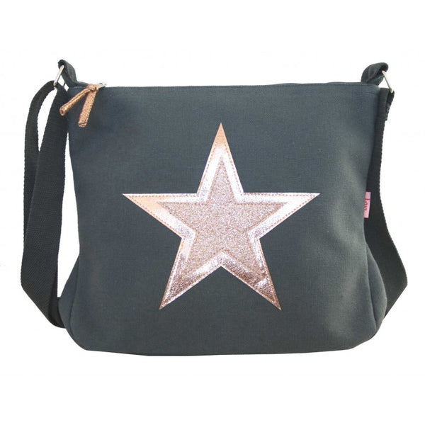Large Messenger Bag - Double Star