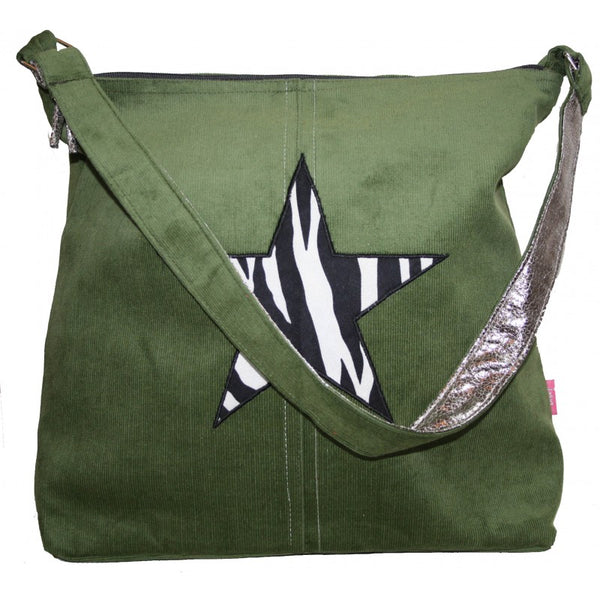 Shoulder Bag - Star Zebra