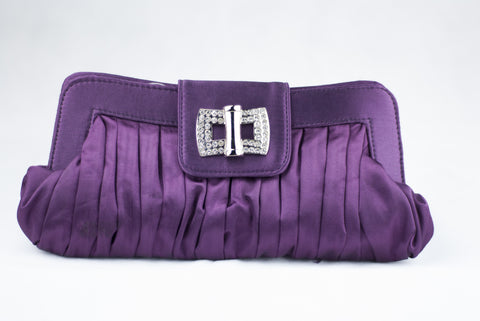 Buckle Clutch - Various Colours