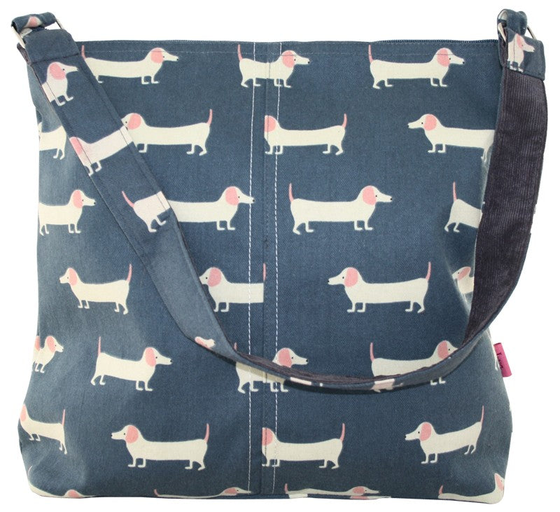 Sausage Dog Shoulder Bag