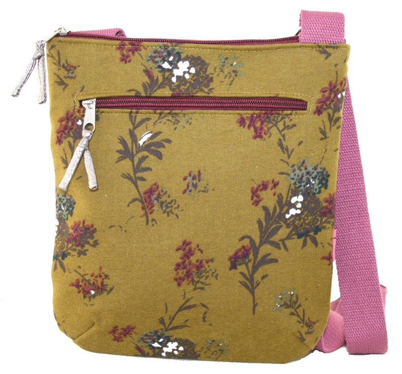 Messenger Bag - Floral