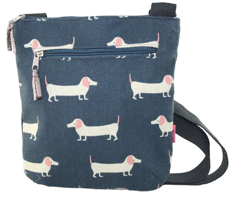 Messenger Bag - Sausage Dog