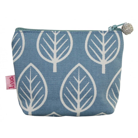 Mini Purse - Leaves
