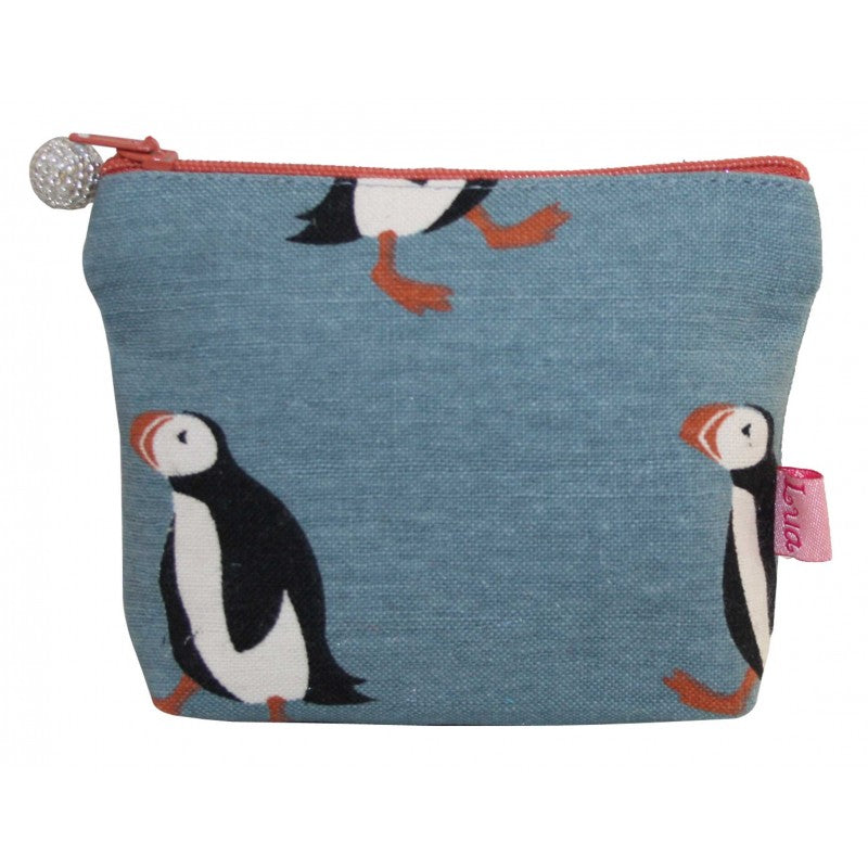 Mini Purse - Puffin