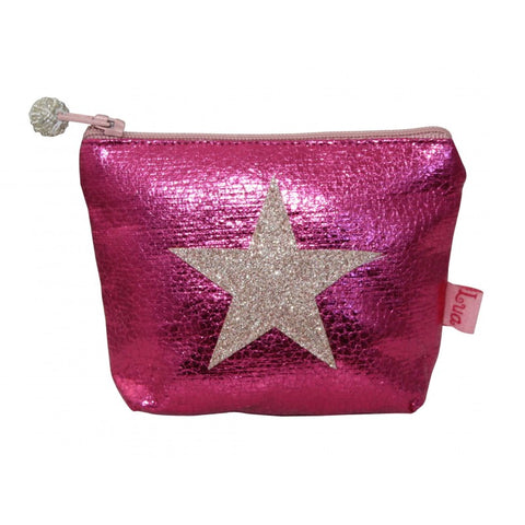 Mini Purse Star Glitter